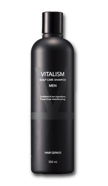 画像1: バイタリズム(VITALISM) スカルプケア シャンプー ノンシリコン for MEN 【 男性用 】 350ml (1)