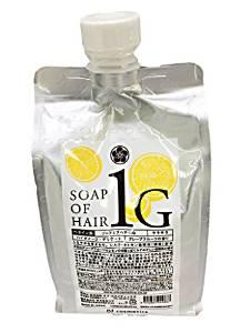 画像1: ソープオブヘア・1-G エコサイズ (グレープフルーツの香り) 1000ml (1)